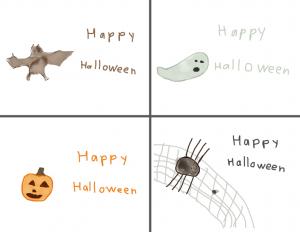 Halloween Card Designs