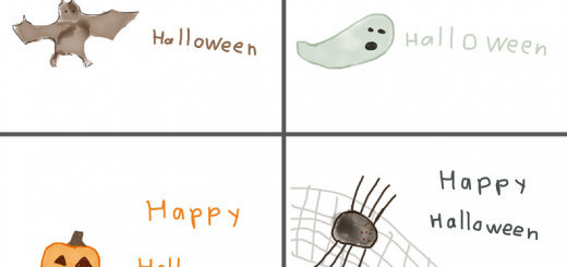 Halloween Card Designs